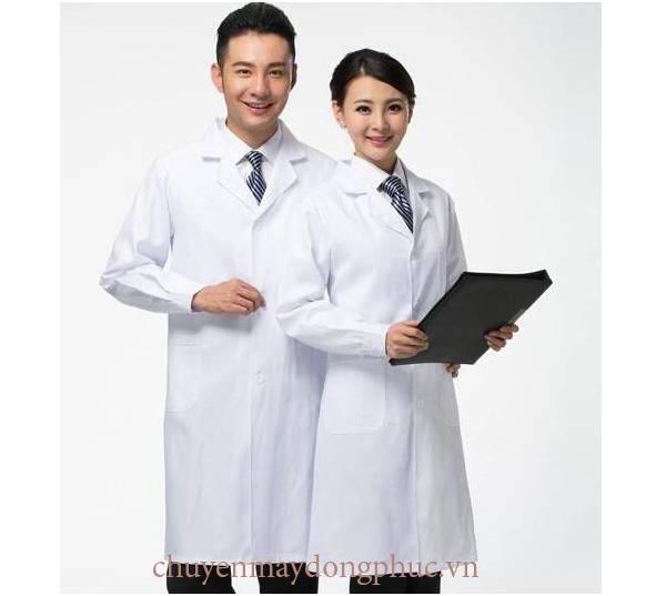 Mẫu đồng phục bác sĩ