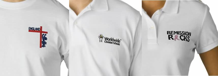 Dịch vụ in hoặc thêu logo đẹp