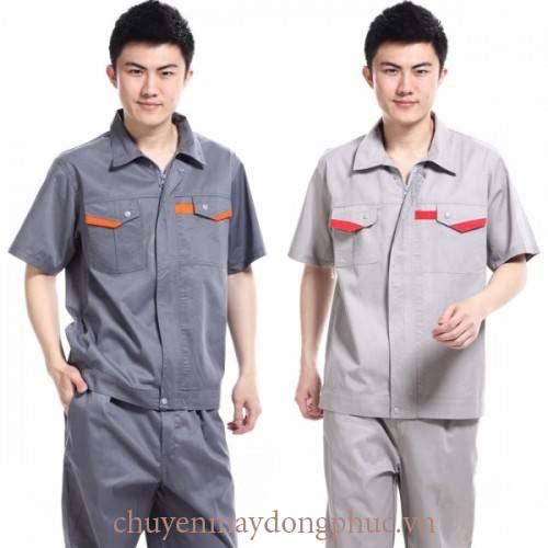 Đồng phục công nhân nhà máy