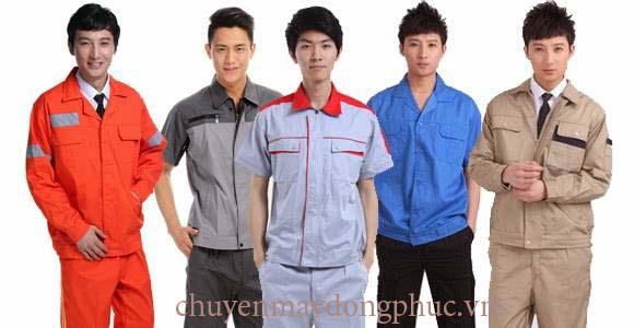 Đồng phục dành cho các công nhân