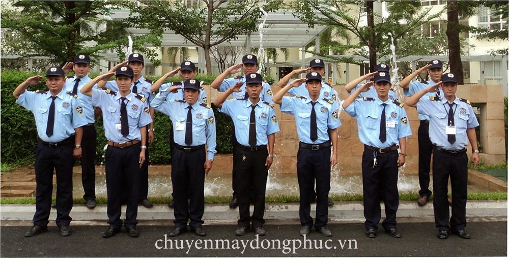 Bán đồng phục bảo vệ