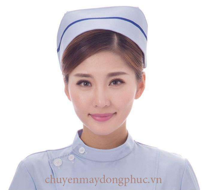 Nhận may nón y tá