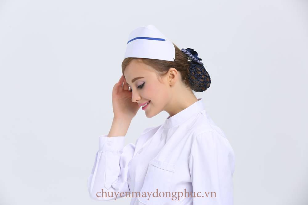 Mẫu nón y tá cao cấp