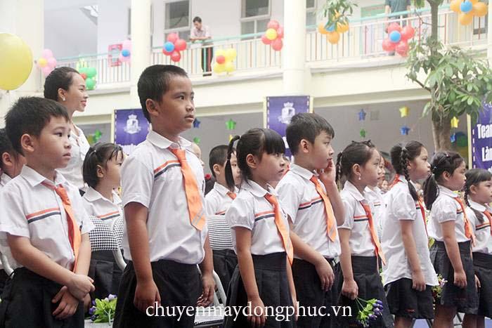 Xưởng may đồng phục trường tiểu học tại quận 5