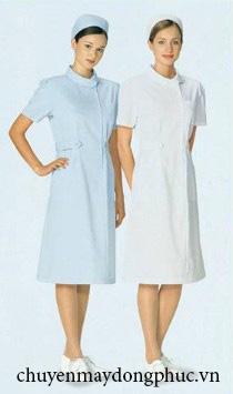 Xưởng may đồng phục y tá tại bệnh viện